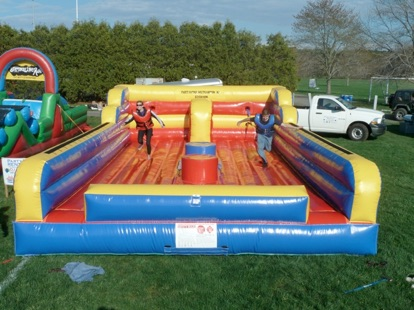 Joust Amp Bungee Run Rentals In Bounce House Rentals Near Me